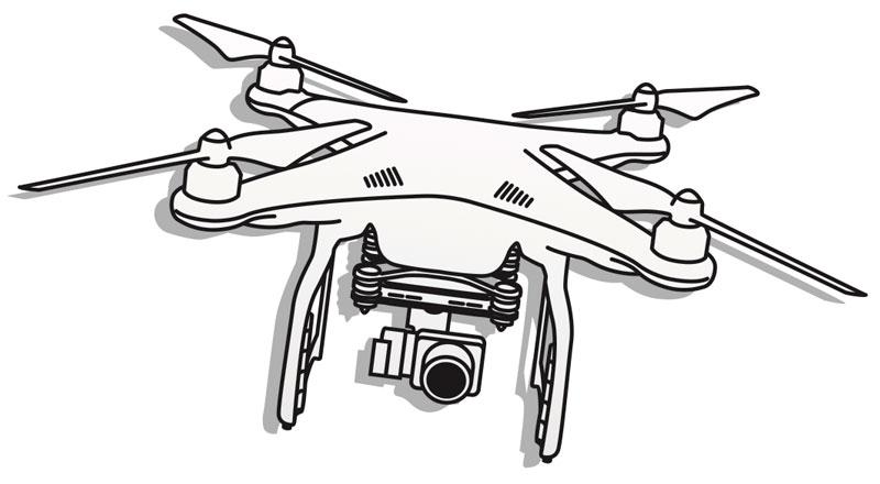 DICAS E TRUQUES SOBRE DRONES